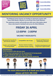 Every Child Needs A Mentor: Mentoring Opportunities - Birmingham Awareness Session