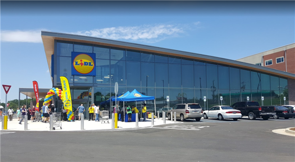 One of the biggest Lidl stores in the UK is set to open in Hammersmith